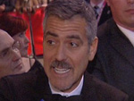 George Clooney: Horror-Dinner mit der Queen Of Pop