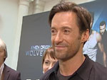 Hugh Jackman: Über Wolverine und Eheringe