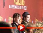 Jimi Blue Ochsenknecht und sein Bruder Wilson Gonzalez Ochsenknecht zu Gast bei der Burn After Reading Premiere