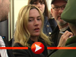 Kate Winslet müde in Berlin
