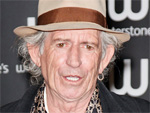 Keith Richards: Ein Tütchen am Morgen …