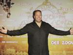 Kevin James: Gut gelaunt in Berlin