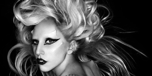 Lady Gaga Born This Way (Foto: Nick Knight)