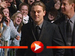 Leonardo DiCaprio schick in Berlin