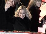 Madonna: Super Bowl Unterstützung