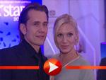 Magdalena Brzeska und ihr Verlobter Sebastian Sabolocka beim Deutschen Parfumpreis 2009