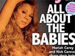 Mariah Carey: Lässt sich nackt ablichten