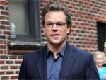 Matt Damon: Sorgt sich um den Dollar