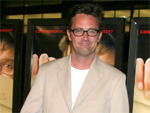 Matthew Perry: 'Friends' machte ihn einsam