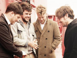 Mumford & Sons: Stress im Stripclub