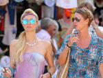 Paris und Nicky Hilton: Eine Million für eine Stunde