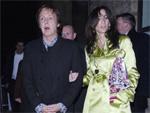 Paul McCartney: Hochzeit im kleinen Rahmen