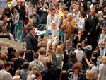 Paul Potts: Spontaner Auftritt in einem Einkaufszentrum