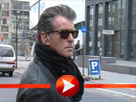 Pierce Brosnan als Tourist