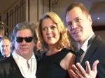 Berliner Presseball: Claude Oliver Rudolph mit neuer Begleitung, Kader Loth mit Prinz Maximilian von Anhalt und Günther Kaufmann mit feuchten Augen!