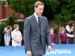 Prinz William: Als Tourist in der Economy Class