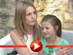 Svenja Holtmann kuschelt mit Schweiger-Tochter Emma