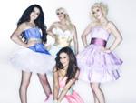 Dem Leder ans Leder: Die Popstarsband Queensberry zeigt wie es geht