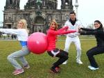 Queensberry: Marco Huck macht sie für's Eis fit