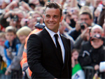 Robbie Williams: Ist nicht auf den Kopf gefallen
