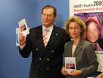 Roger Moore: Der Ex-Bond kämpft für Kinderrechte