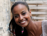 Sara Nuru: Modeln hat auch Schattenseiten