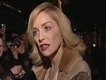 Sharon Stone: Gelassenheit und Selbstsicherheit