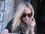 Sienna Miller: Shoppingbummel in Berlin