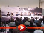 Star Trek Pressekonferenz