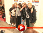 "Sunrise Avenue bei ""Stars for Free 2009"""