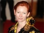 """Tilda Swinton: Über Kleiderschränke und die """"rockige"""" Fashion Week"""