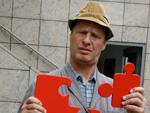 Hausmeister Krause: Ruft zum Spot-Dreh für die DKMS auf