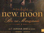 Twilight – New Moon: Filmplakat ist da