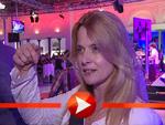 Nastassja Kinski bei der Lambertz WM Night