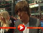 Zac Efron im Interview