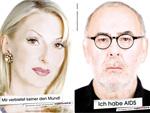 Désirée Nick und Udo Walz: Haben AIDS … nicht vergessen