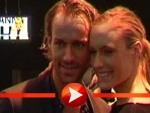 Alena Gerber und Sven Hannawald über ihre Beziehung