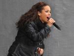 Alicia Keys: Rockt die Alpen