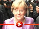 Angela Merkel: Kultururlaub!