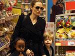 """Angelina Jolie: Total beigeistert von """"Maleficent"""""""