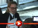 Brad Pitt und Angelina Jolie kümmern sich um ihre Fans