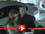 Brad Pitt und Angelina Jolie fuhren im Opel vor