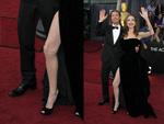 Angelina Jolie: Bein mit Fanclub