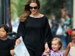 Pax und Zahara Jolie-Pitt: Kino-Debüt als 'Maleficent'-Statisten