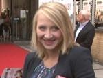 Anna Maria Mühe: Erste Filmpremiere mit Babybauch!