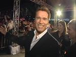 Arnold Schwarzenegger: Strotzt vor Selbstbewusstsein