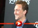 """Tom Hiddleston posiert für """"The Avengers"""""""
