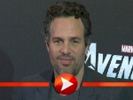 "Mark Ruffalo posiert für ""The Avengers"""