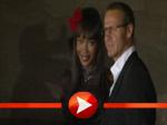 Naomi Campbell bei der Hochzeit von Barbara Becker