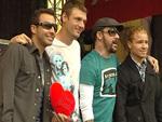 Backstreet Boys: Singen auf hoher See